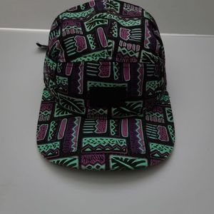 Vans hat  one Sz Colorfully Woman's